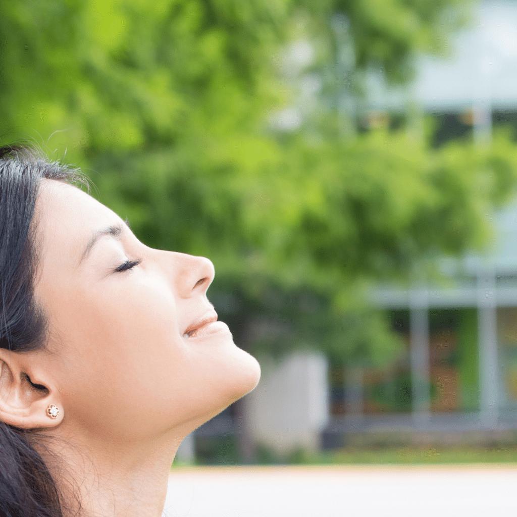 respirar respiración consciente