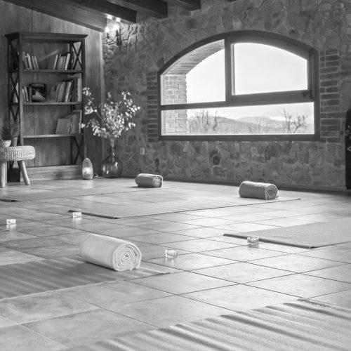 yoga foto interior